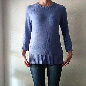 Banana republic periwinkle blue sweater